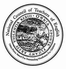 Orbis Pictus Book Award Seal