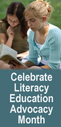 NCTE Literacy Education Advocacy Day & Month