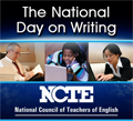 National Day on Writing graphic
