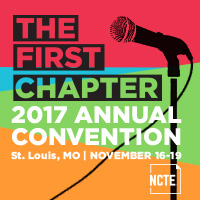 Join thousands of educators, experts, authors, administrators, publishers, and others in St. Louis, Missouri, for the 2017 NCTE Annual Convention! November 16-19, 2017