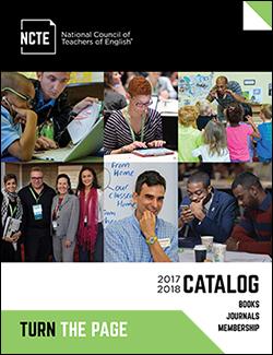 2017-2018 NCTE Catalog Cover