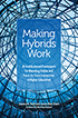Thumbnail for Making Hybrids Work: An Institutional Framework for Blending Online and Face-to-Face Instruction in Higher Education