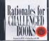 Thumbnail for Rationales for Challenged Books: Prepared by NCTE in Partnership with IRA. Compact Disc.