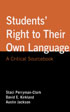 Thumbnail for Students' Right to Their Own Language: A Critical Sourcebook