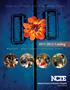 NCTE Catalog