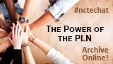 August 2015 #nctechat archive: The Power of the PLN