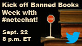 Banned Books Week Twitter Chat