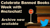 #nctechat on Banned Books Week