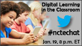 #nctechat for January
