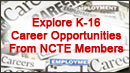 NCTE Career Opportunities page