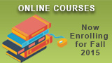 NCTE Fall 2015 Online Courses