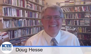 Doug Hesse Announces Convention Speaker Dave Eggers