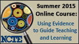 Using Evidence to Guide Teaching and Learning Summer 2015