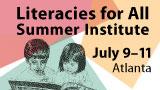 2015 WLU Literacies for All Summer Institute
