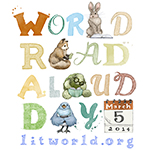 World Read Aloud Day!
