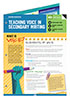 Thumbnail for Teaching Voice in Secondary Writing QRG (25-pack)