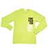 Thumbnail for NCTE Green Long-sleeve T-shirt, Small