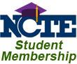 NCTE Student Membership Logo